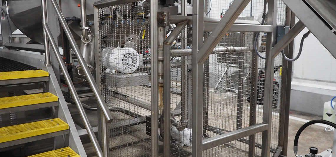 Steam Guard Enclosure